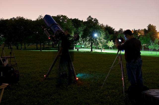 astronomowie